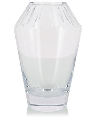 Frieze mouthblown glass vase LSA
