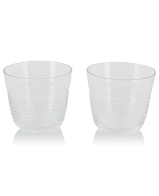 Groove set of 2 glasses LSA