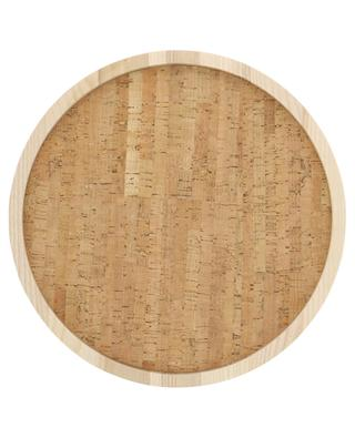 Plateau en bois et liège Ivalo LSA