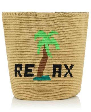 Sac à main crocheté avec anses en bambou Relax SORAYA HENNESSY
