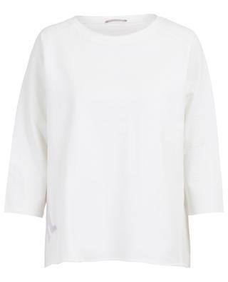 Top oversize en jersey de coton HEMISPHERE