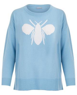 Pull ample en cachemire motif abeille HEMISPHERE