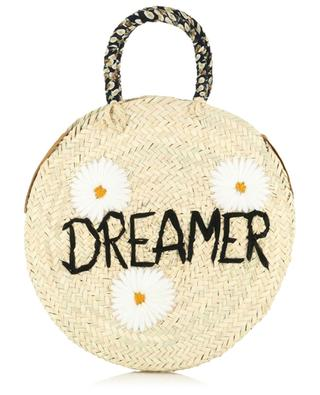 Dreamer wicker handbag MANA SAINT TROPEZ