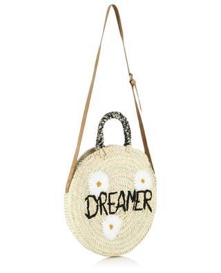 Dreamer wicker handbag MANA SAINT TROPEZ
