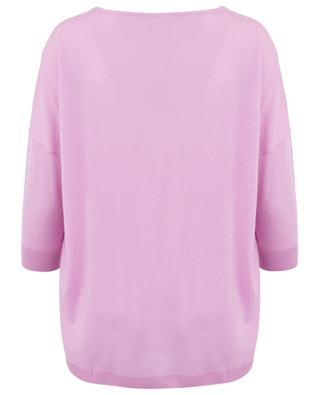 Oversized merino wool jumper HEMISPHERE
