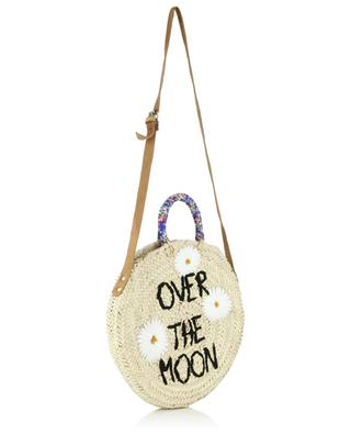 Handtasche aus Kordweide Over The Moon MANA SAINT TROPEZ