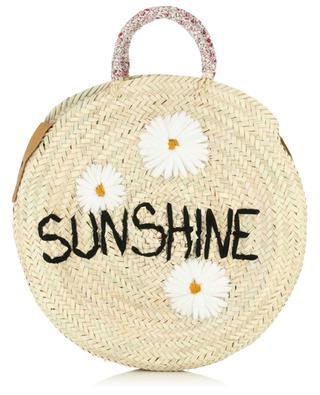 Sunshine wicker handbag MANA SAINT TROPEZ
