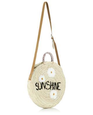 Handtasche aus Kordweide Sunshine MANA SAINT TROPEZ