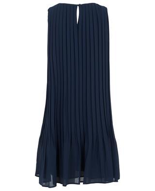 Pleated sleeveless dress HEMISPHERE