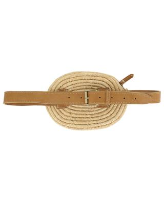 Chill wicker belt bag MANA SAINT TROPEZ