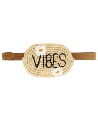 Vibes wicker belt bag MANA SAINT TROPEZ