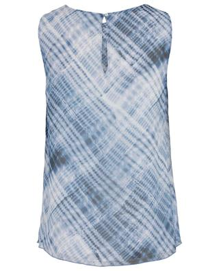Claire sleeveless printed top HEMISPHERE