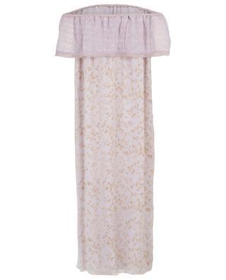 Rutalong ruffled off-shoulder dress HEMISPHERE