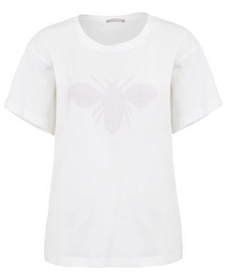 T-shirt en coton imprimé HEMISPHERE