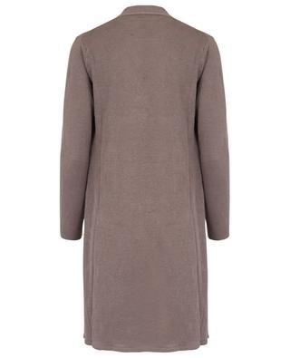 Open lightweight linen cardigan HEMISPHERE