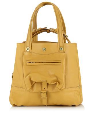 Billy leather shoulder bag JEROME DREYFUSS