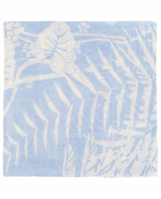 Kakadubi cockatoo print shawl HEMISPHERE