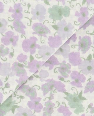 Écharpe légère motifs fleurs et H Rix HEMISPHERE