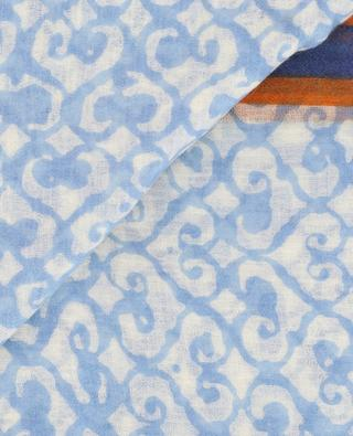 Écharpe motif arabesque Ruseum HEMISPHERE