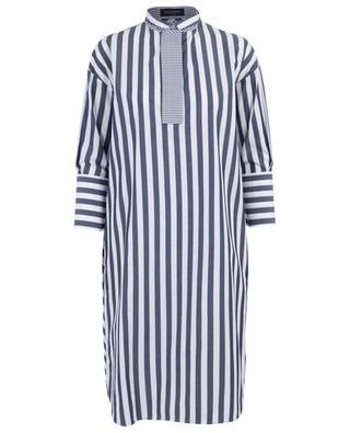 Robe chemise rayée esprit tunique PIAZZA SEMPIONE