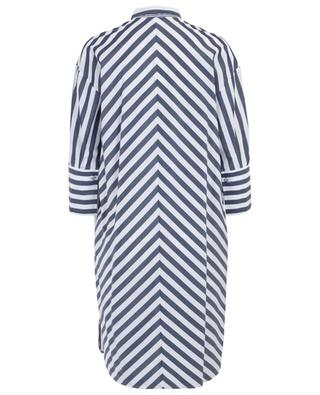 Gestreiftes Hemdkleid im Tunika-Stil PIAZZA SEMPIONE