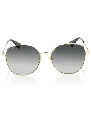 Bee metal sunglasses GUCCI
