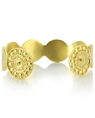 Ulysse gold-plated cuff COLLECTION CONSTANCE