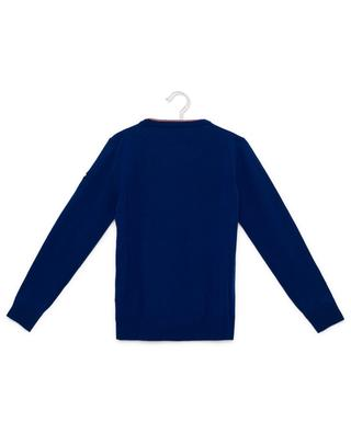 Pull effet double col Maglia MONCLER