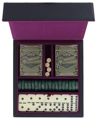 Luxe leather Games Set NOT-ANOTHER-BILL