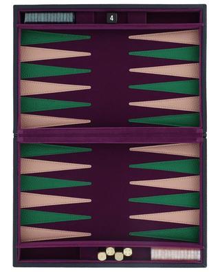 Coffret de jeu en cuir Backgammon NOT-ANOTHER-BILL