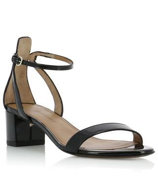 Oneida patent leather sandals PURA LOPEZ