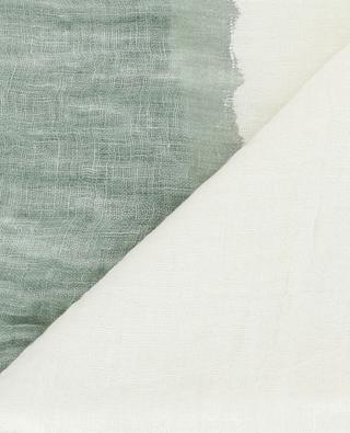 Écharpe effet tie and dye en lin FABIANA FILIPPI