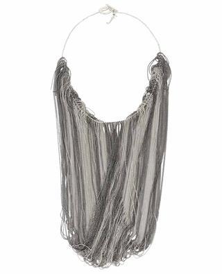 Halskette mit Wasserfalldetail Simona FABIANA FILIPPI
