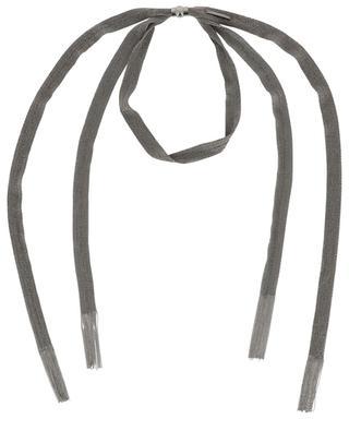Halskette im Schalstil aus Perlen Moira FABIANA FILIPPI