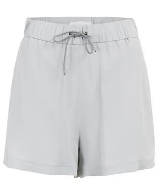 Silk blend shorts FABIANA FILIPPI