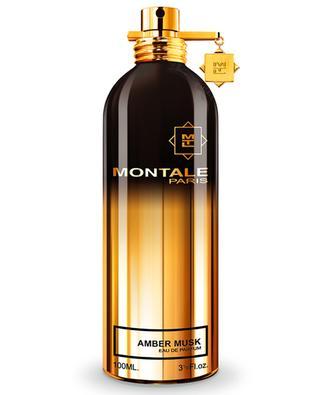 Eau de Parfum Amber Musk - 100 ml MONTALE