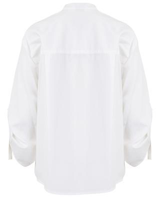 Hemd aus Baumwolle und Seide VINCE