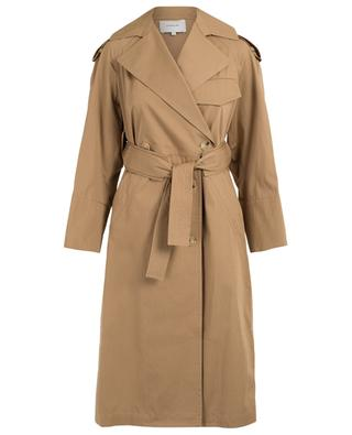 Cotton trench coat VINCE