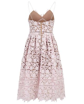 fe4ea6507d992 ... Azalea floral lace midi dress SELF PORTRAIT