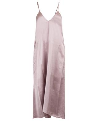 Satin slip dress with bow detail FORTE FORTE
