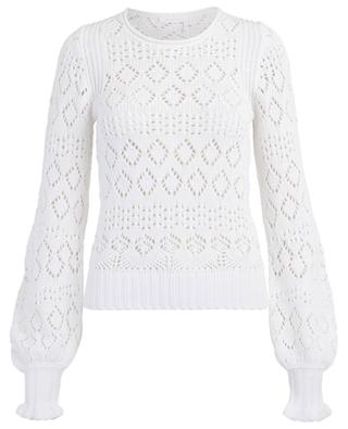Pull tricot en coton SEE BY CHLOE