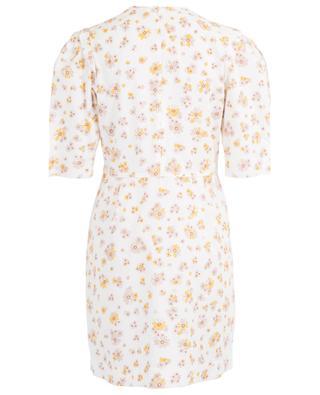 Kurzes Kleid aus geblümter Popeline Summer Flowers SEE BY CHLOE