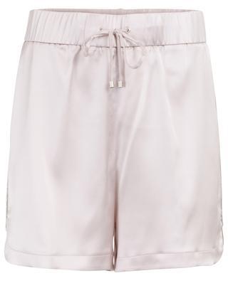 Bestickte Shorts aus Seide FABIANA FILIPPI