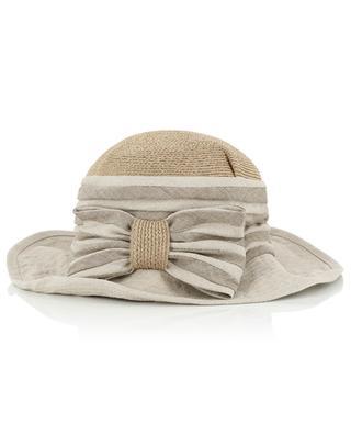 Asymmetrischer Hut mit Schleife GREVI