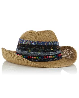 Cowboy-Papierhut mit Pompons GREVI