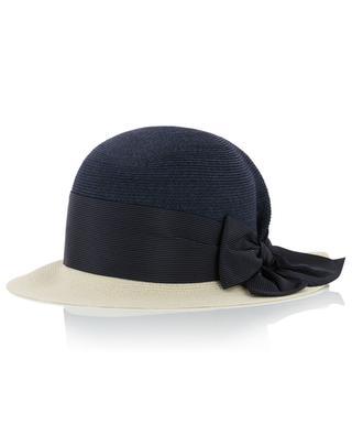 Chapeau en chanvre de manille avec noeud GREVI
