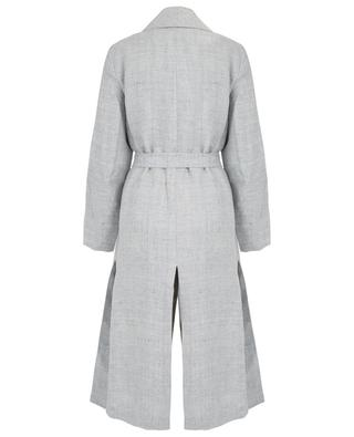 Sachou lightweight shawl collar coat MAX ET MOI
