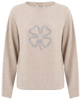 Pullover aus Wolle und Kaschmir Sirene MAX ET MOI