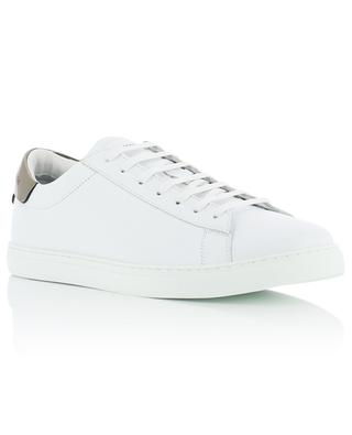 Sneakers aus Leder Mert & Marcus 1994 DSQUARED2