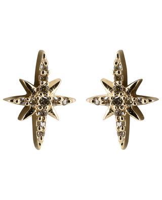 Boucles d'oreilles en or North Star CELINE DAOUST